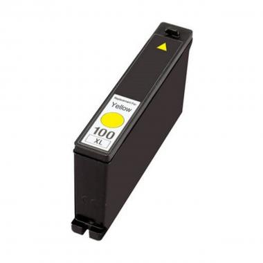 Cartuccia Compatibile Lexmark 14N1071E N 100Xl Giallo